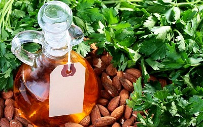 Rosehip oil benefits argan and almond