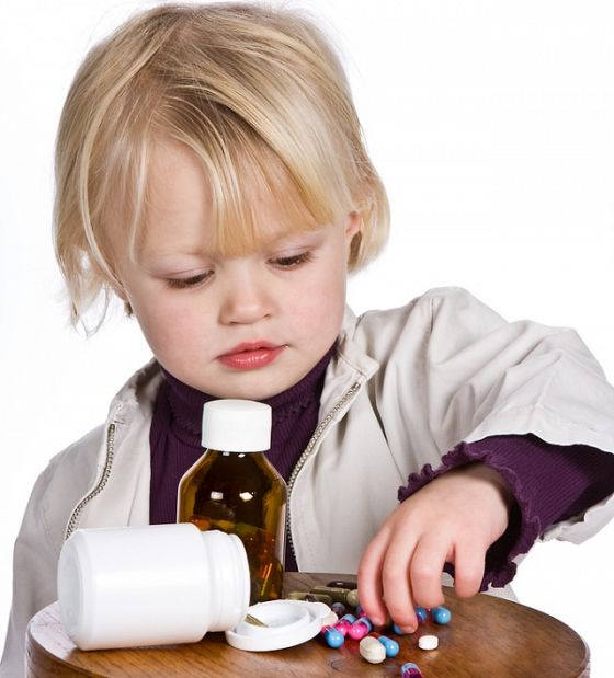 Dangers Of Medicinal Products At Home