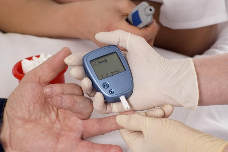 healthy routine for diabetics