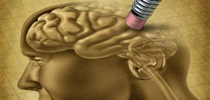 Problems caused by Alzheimer's disease