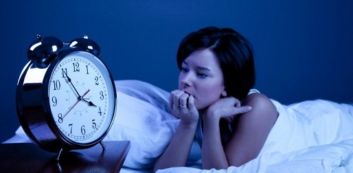 About health problems caused by insomnia